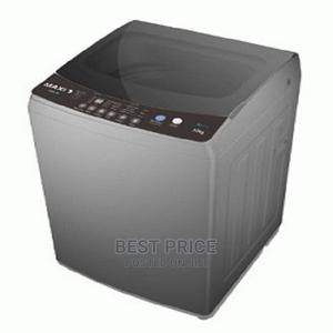 Maxi 10kg Automatic Washing Machine Top Loader 100FAE06 | Home Appliances for sale in Lagos State, Ikeja