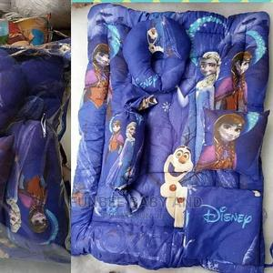 Cartoon Character Baby Bed and Pillow | Children's Furniture for sale in Lagos State, Alimosho