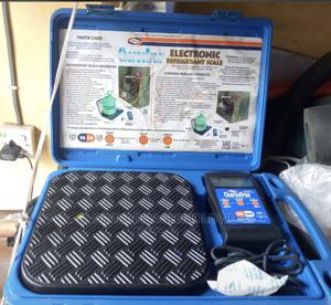 Electronic Refrigerant Scale | Manufacturing Equipment for sale in Lagos State, Yaba