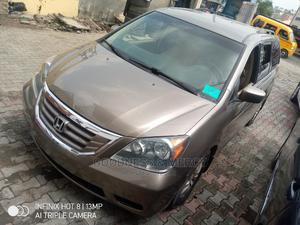 Honda Odyssey 2008 EX-L Gold | Cars for sale in Lagos State, Ikeja