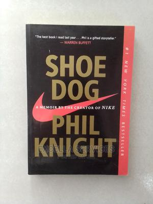 Shoe Dog by Phil Knight   Books & Games for sale in Abuja (FCT) State, Central Business District