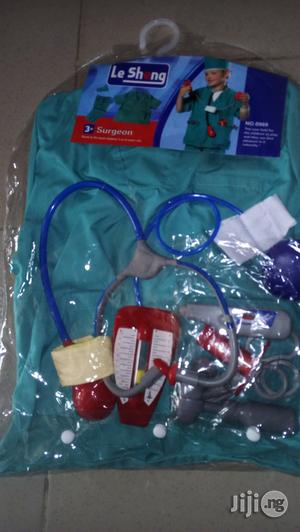 Surgeon Career Kids Costume   Children's Clothing for sale in Lagos State, Amuwo-Odofin