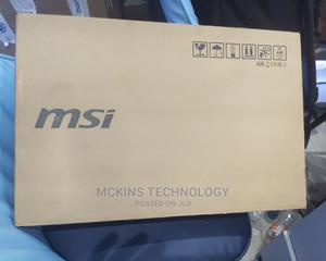 New Laptop MSI 16GB Intel Core i7 SSHD (Hybrid) 1T | Laptops & Computers for sale in Lagos State, Ikeja