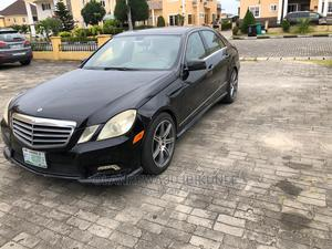 Mercedes-Benz E350 2010 Black | Cars for sale in Lagos State, Alimosho