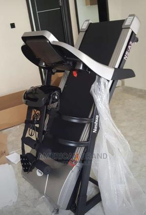 Newly Arrived 2.5hp Treadmill With Massager, MP3, and Sit Up   Sports Equipment for sale in Anambra State, Onitsha