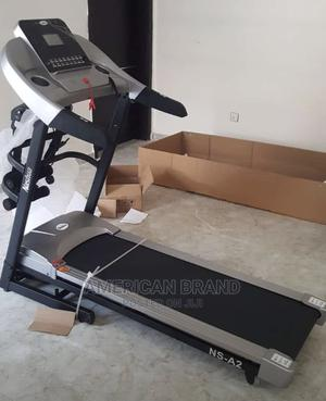 Newly Arrival 2.5hp Treadmill With Massager, MP3, and Sit Up   Sports Equipment for sale in Oyo State, Ibadan