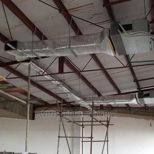 Electrical,Hvac Ducting Works | Building & Trades Services for sale in Lagos State, Victoria Island