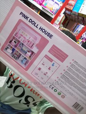 Wooden Doll Houses for Girls   Toys for sale in Lagos State, Yaba