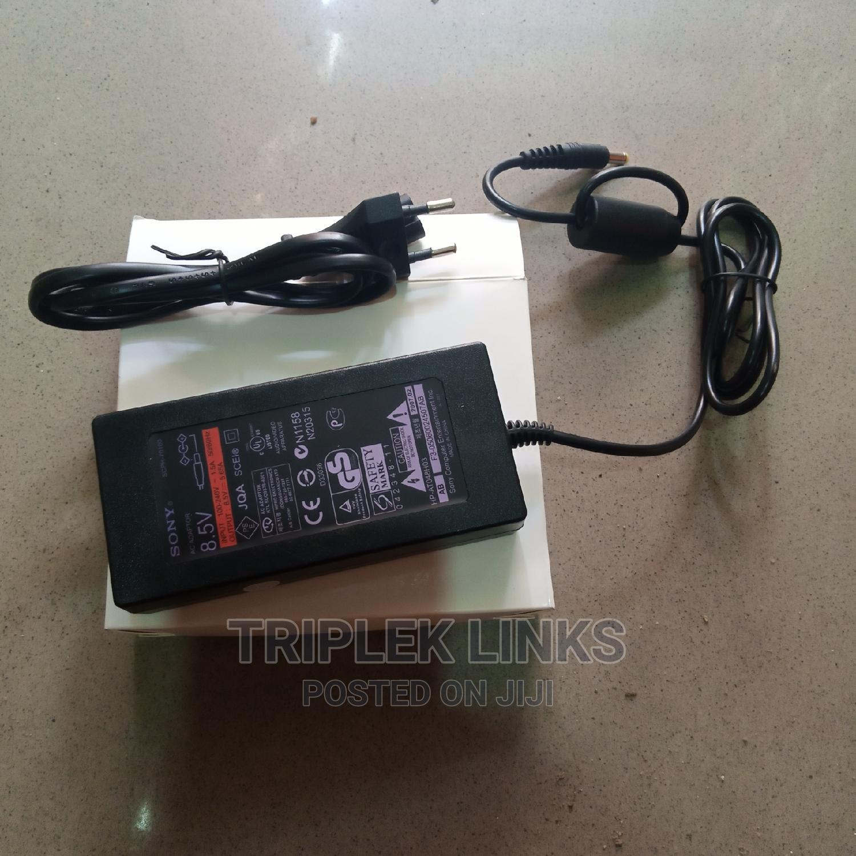 Original Slim Playstation 2 Adapter 8.5volts