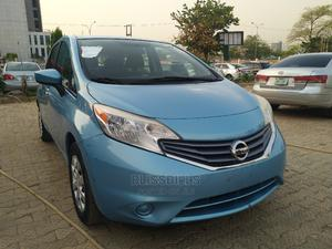 Nissan Versa 2015 Blue | Cars for sale in Abuja (FCT) State, Central Business District