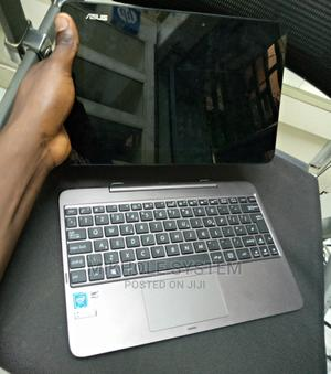 Laptop Asus Transformer Book T100 2GB Intel Atom SSD 32GB | Laptops & Computers for sale in Lagos State, Ojo