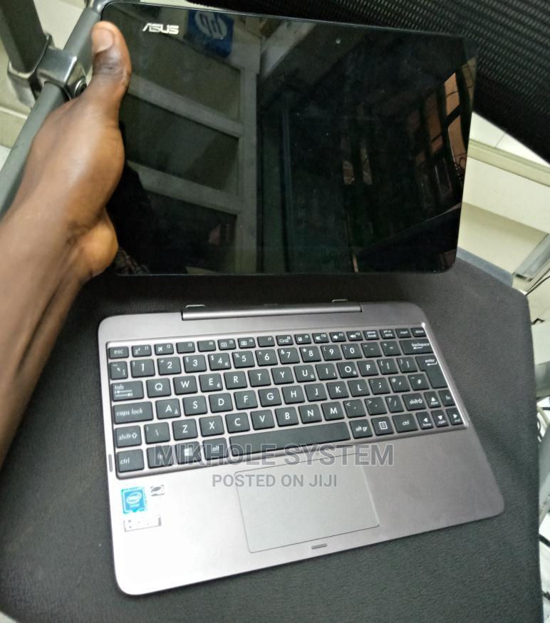 Archive: Laptop Asus Transformer Book T100 2GB Intel Atom SSD 32GB