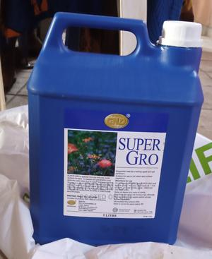 """Neolife/Gnld Organic Liquid Fertilizer """"Super Gro"""" 