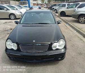 Mercedes-Benz C280 2006 Black | Cars for sale in Lagos State, Amuwo-Odofin