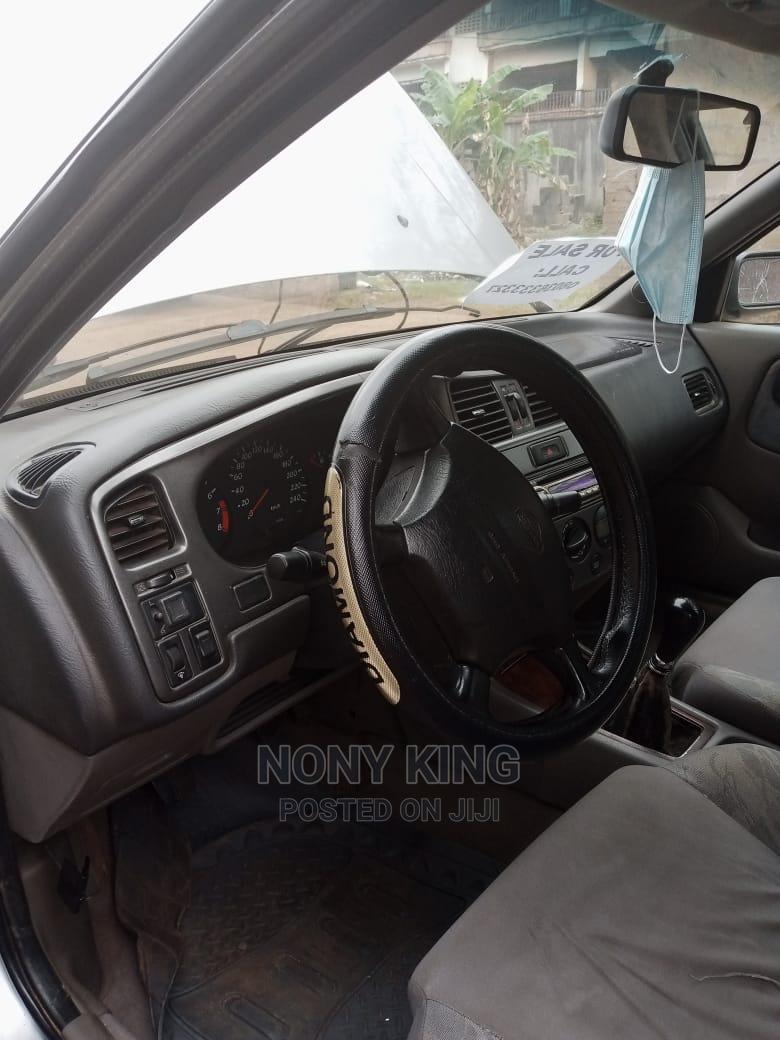 Archive: Nissan Primera 2000 2.0 D Wagon Silver