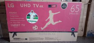 LG 65 Inches Smart With Netflix, Youtube, Browser, Facebook   TV & DVD Equipment for sale in Delta State, Oshimili North