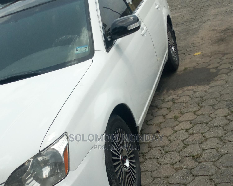 Toyota Avalon 2005 Limited White