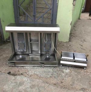 Double Shawarma Machine and Toaster | Restaurant & Catering Equipment for sale in Lagos State, Lekki