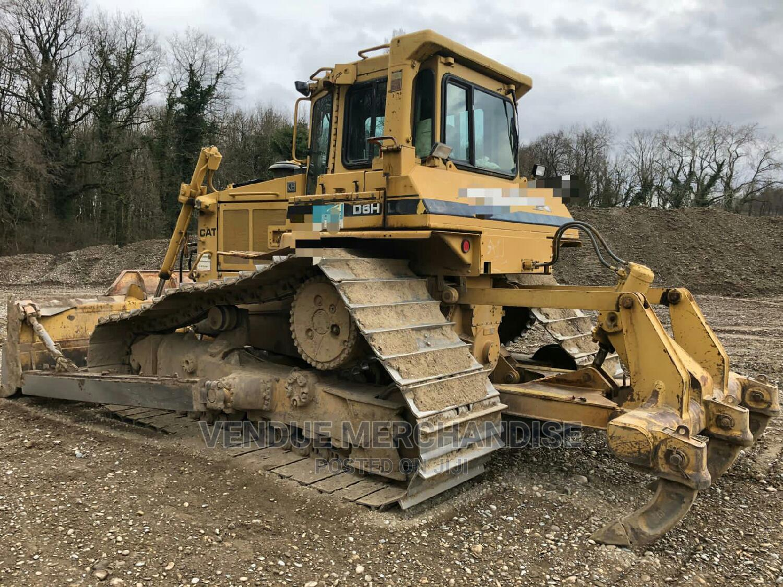 Cat D6H Bulldozer   Heavy Equipment for sale in Magodo, Lagos State, Nigeria