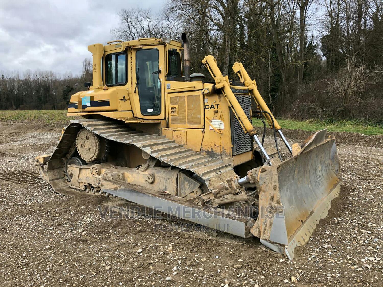 Cat D6H Bulldozer