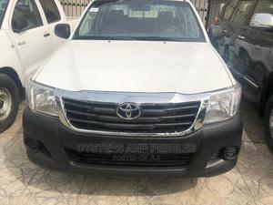 Toyota Hilux 2008 White | Cars for sale in Lagos State, Ikeja