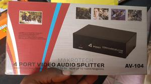4port Video Splitter | Accessories & Supplies for Electronics for sale in Lagos State, Ikeja