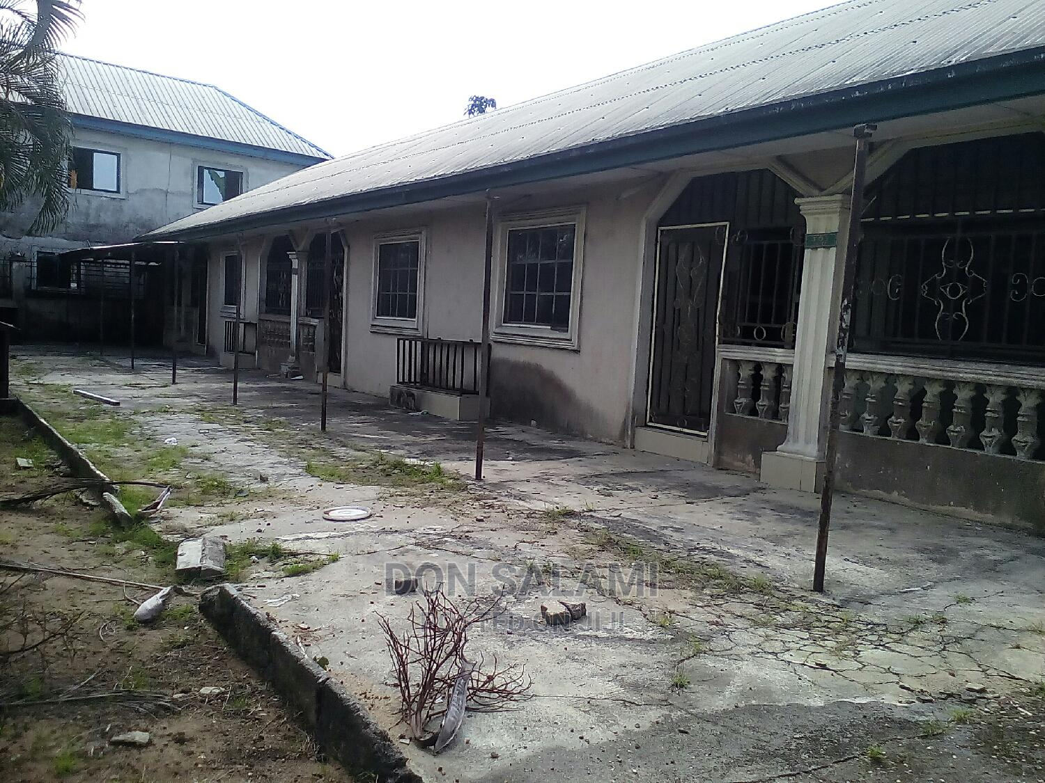 Archive: Cheap 1 Bedroom Flat at Okporo Street Ozuoba