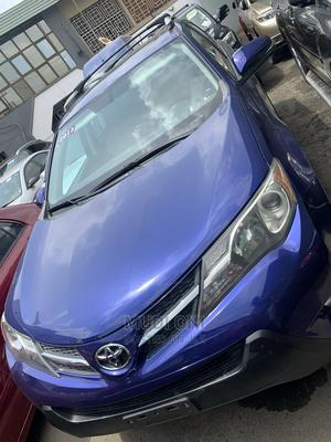 Toyota RAV4 2015 Blue | Cars for sale in Lagos State, Ikeja