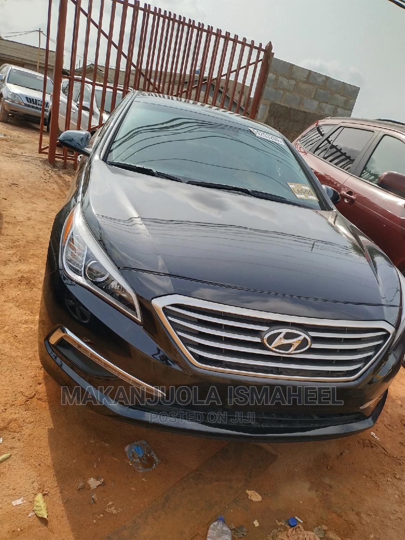 Archive: Hyundai Sonata 2017 Black