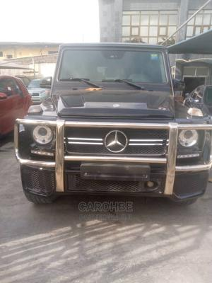 Mercedes-Benz G-Class 2014 Black | Cars for sale in Lagos State, Surulere