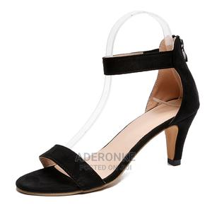 Fashionable Ankle Strap Heels | Shoes for sale in Lagos State, Ikeja