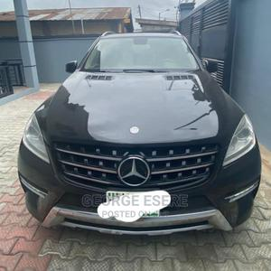 Mercedes-Benz M Class 2012 Black | Cars for sale in Lagos State, Ogudu
