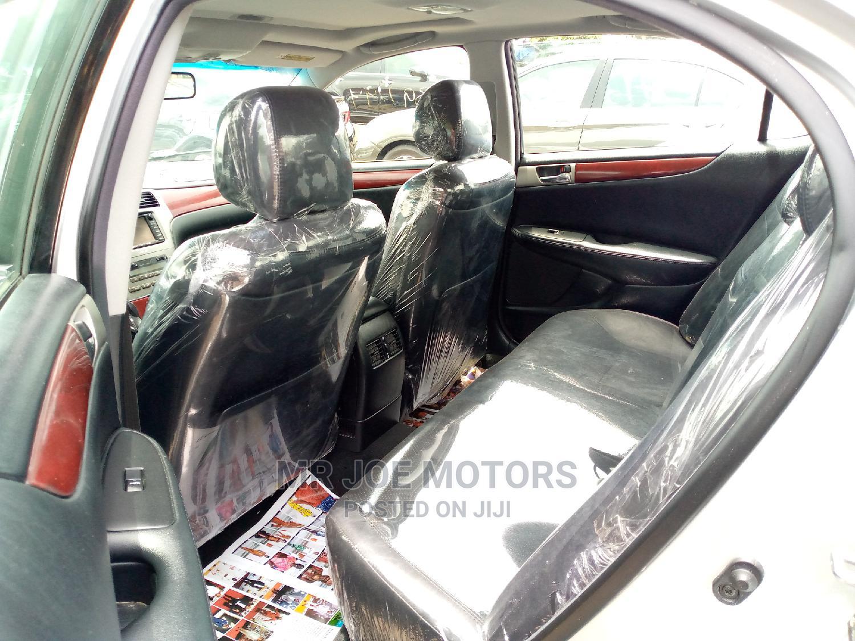 Lexus ES 2005 330 Silver | Cars for sale in Apapa, Lagos State, Nigeria