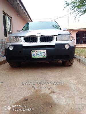 BMW X3 2006 Silver   Cars for sale in Abuja (FCT) State, Kurudu
