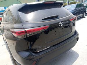 Toyota Highlander 2020 Black | Cars for sale in Abuja (FCT) State, Durumi