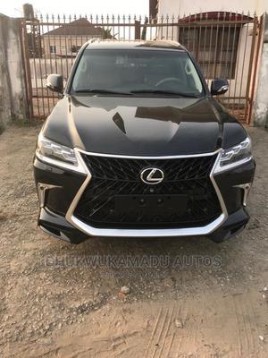 Lexus LX 2015 Black | Cars for sale in Lagos State, Amuwo-Odofin