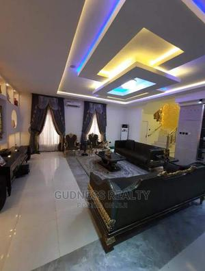 Fully Furnished Luxurious 5 Bedroom Detached Duplex | Houses & Apartments For Sale for sale in Lekki, Chevron