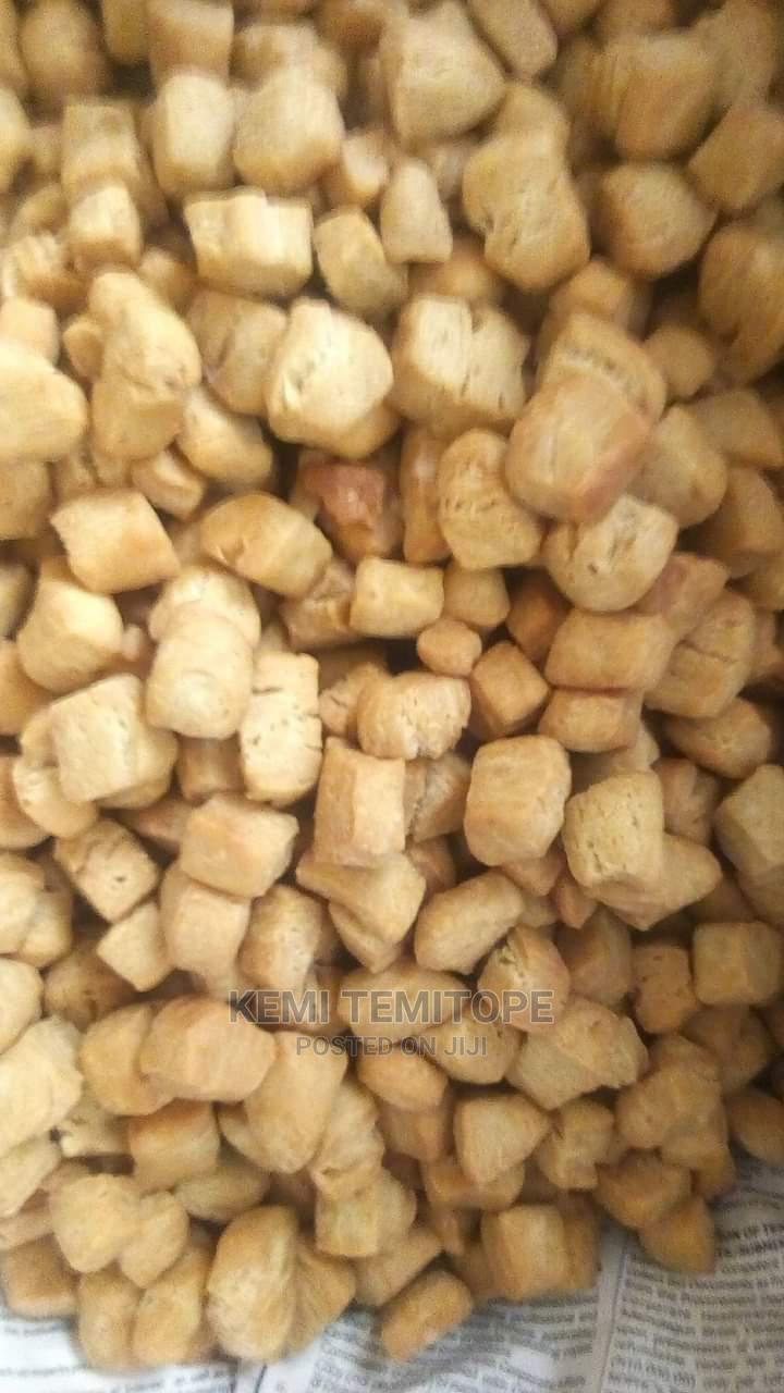 Archive: Honey Chinchin(Custard Rubber Measurement)