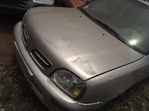 Nissan Micra 2002 Silver | Cars for sale in Lagos State, Abule Egba