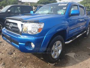 Toyota Tacoma 2007 Regular Cab Automatic Blue | Cars for sale in Lagos State, Apapa