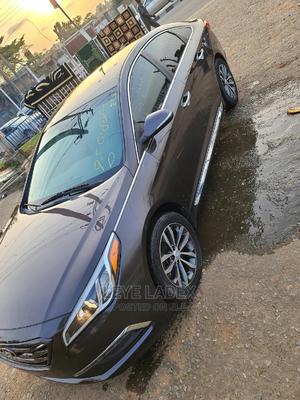 Hyundai Sonata 2015 Brown   Cars for sale in Lagos State, Ikeja