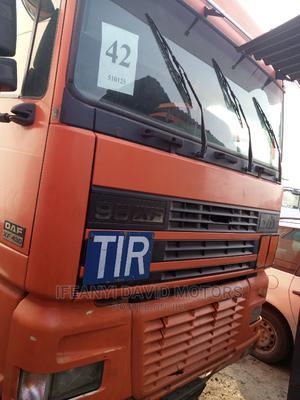 Daf 95xf Trailer Head | Trucks & Trailers for sale in Lagos State, Apapa