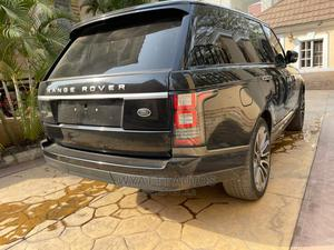 Land Rover Range Rover Vogue 2017 Black | Cars for sale in Abuja (FCT) State, Gwarinpa