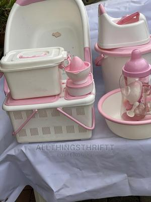 Tokunbo Uk Used Baby Bath Set | Baby & Child Care for sale in Lagos State, Ikeja