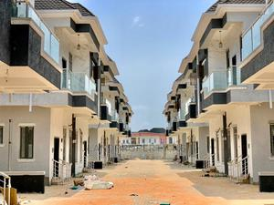 4 Bedroom Semi Detached Duplex With a Room | Houses & Apartments For Sale for sale in Lagos State, Lekki