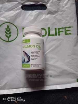GNLD Omega3 Salmon Oil PLUS | Vitamins & Supplements for sale in Lagos State, Ikeja