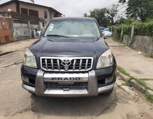 Toyota Land Cruiser Prado 2008 GXL Black   Cars for sale in Lagos State, Amuwo-Odofin