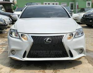 Lexus GS 2011 460 White   Cars for sale in Lagos State, Ogba