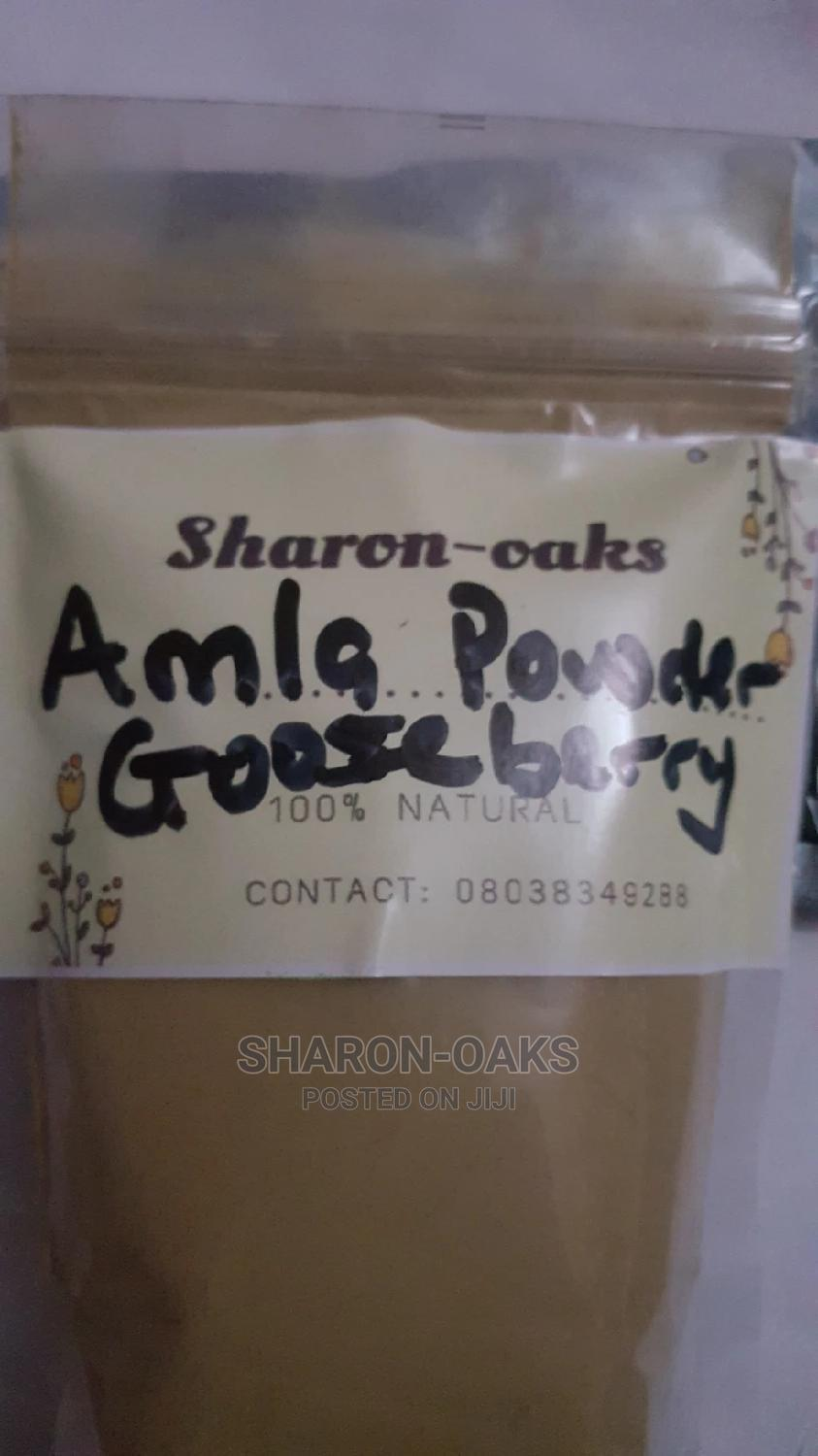 Amla (Goose Berry) Powder   Feeds, Supplements & Seeds for sale in Port-Harcourt, Rivers State, Nigeria