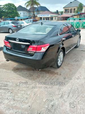 Lexus ES 2010 350 Black | Cars for sale in Lagos State, Ipaja